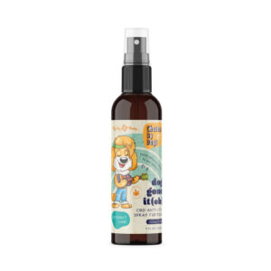 CBD Anti Itch Spray for Dogs | 100% Natural CBD for Dogs